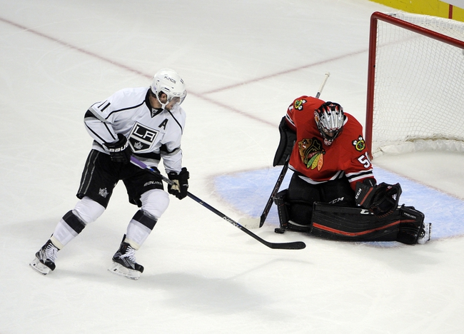 Los Angeles Kings vs. Chicago Blackhawks - 11/28/15 NHL Pick, Odds, and Prediction