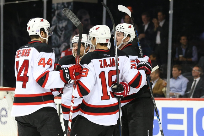 New York Islanders vs. New Jersey Devils - 12/13/15 NHL Pick, Odds, and Prediction