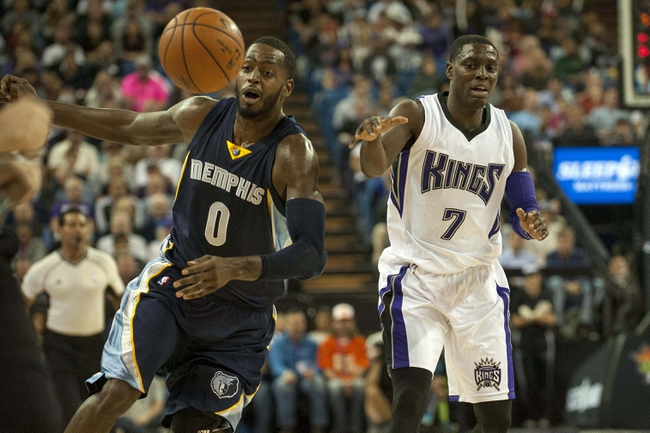 Kings at Grizzlies - 1/30/16 NBA Pick, Odds, and Prediction