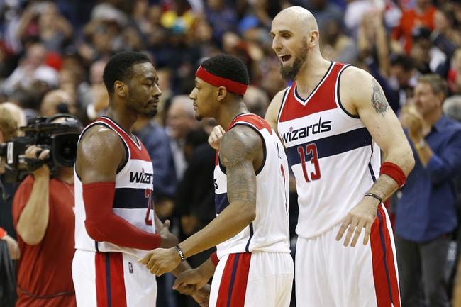 Philadelphia 76ers vs. Washington Wizards - 10/13/16 NBA Preseason Pick, Odds, and Prediction