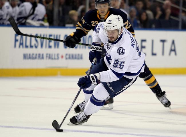 Tampa Bay Lightning vs. Buffalo Sabres - 11/10/15 NHL Pick, Odds, and Prediction