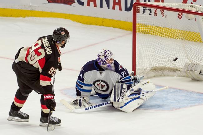 Winnipeg Jets vs. Ottawa Senators - 3/30/16 NHL Pick, Odds, and Prediction