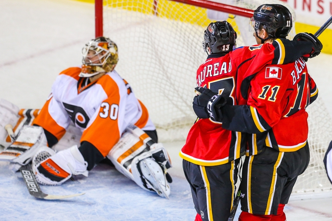 Philadelphia Flyers vs. Calgary Flames - 2/29/16 NHL Pick, Odds, and Prediction