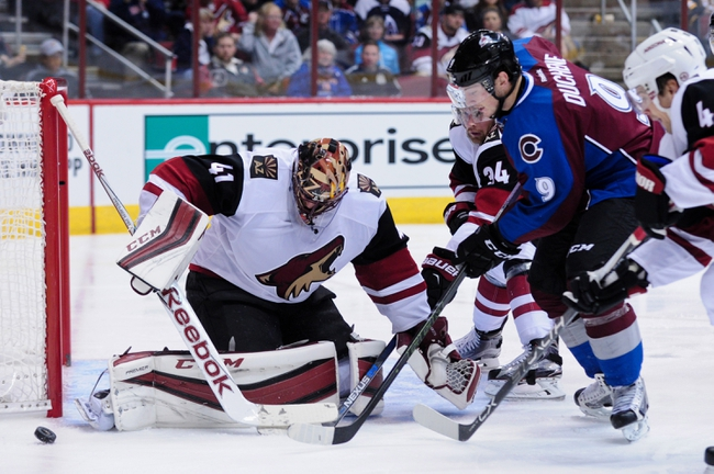 Colorado Avalanche vs. Arizona Coyotes - 12/27/15 NHL Pick, Odds, and Prediction