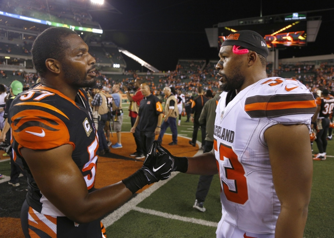 Browns vs. Bengals - 12/6/15 NFL Pick, Odds, and Prediction
