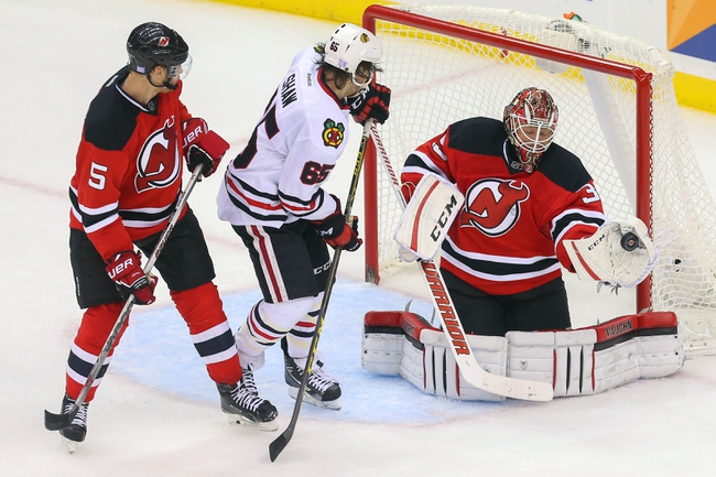 Chicago Blackhawks vs. New Jersey Devils - 11/12/15 NHL Pick, Odds, and Prediction