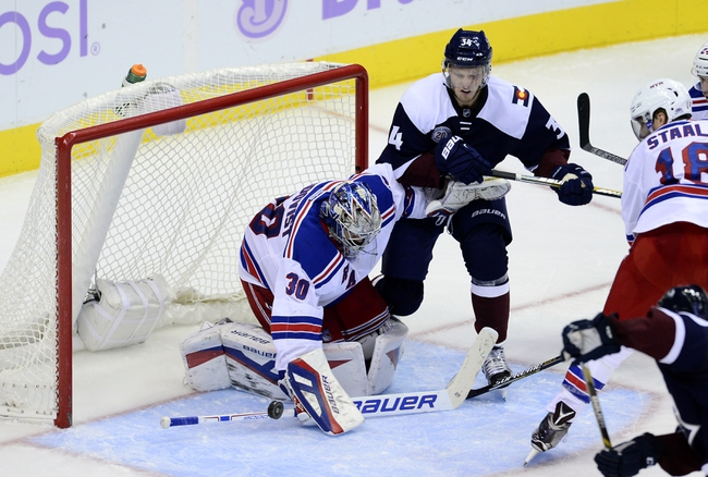 New York Rangers vs. Colorado Avalanche - 12/3/15 NHL Pick, Odds, and Prediction
