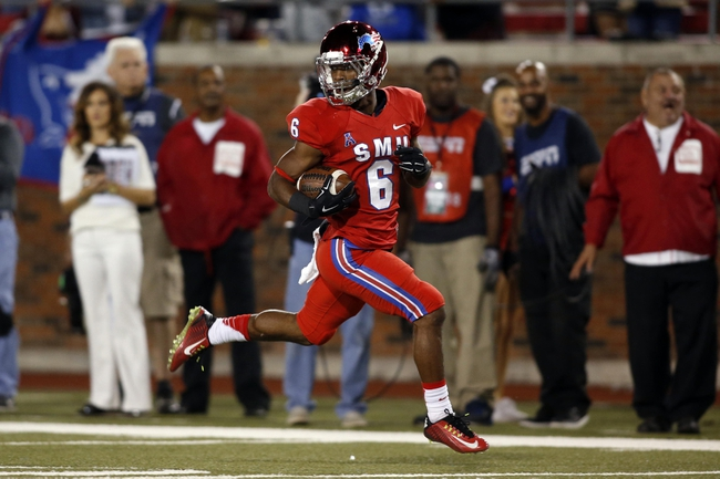 Navy Midshipmen vs. SMU Mustangs - 11/14/15 College Football Pick, Odds, and Prediction