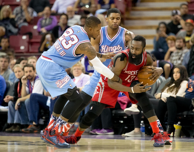 Houston Rockets vs. Sacramento Kings - 12/5/15 NBA Pick, Odds, and Prediction
