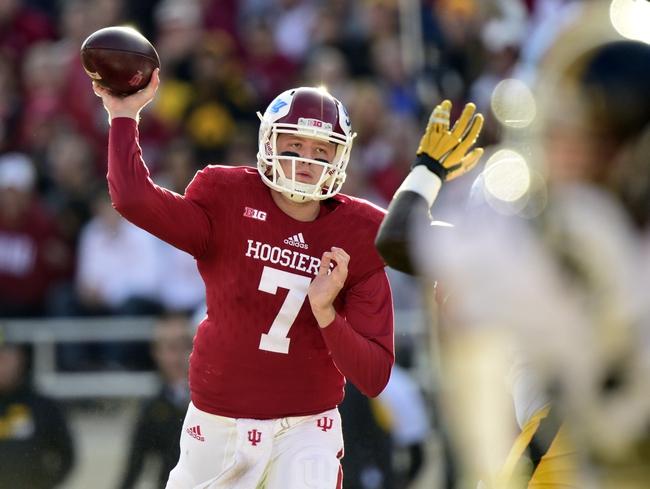 Indiana vs. Michigan - 11/14/15 College Football Pick, Odds, and Prediction