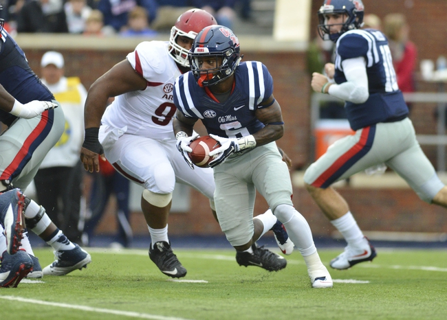 Ole Miss Rebels vs. LSU Tigers - 11/21/15 College Football Pick, Odds, and Prediction