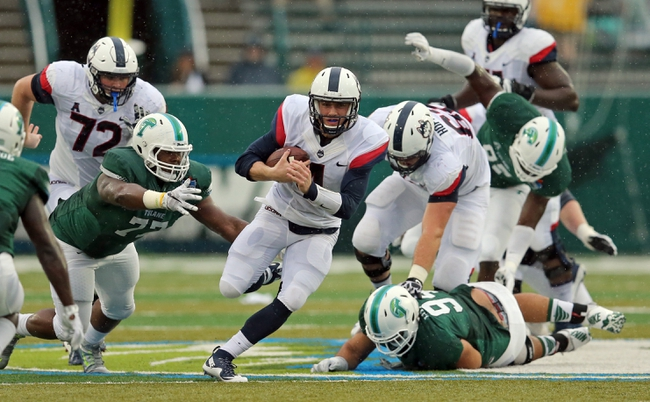 UConn vs. Marshall - 12/26/15 St. Petersburg Bowl College Football Pick, Odds, and Prediction