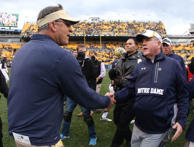 Duke Blue Devils vs. Pittsburgh Panthers - 11/14/15 College Football Pick, Odds, and Prediction