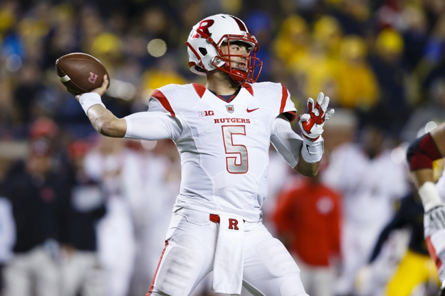 Rutgers vs. Maryland - 11/28/15 College Football Pick, Odds, and Prediction