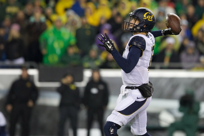 California Golden Bears vs. Oregon State Beavers - 11/14/15 College Football Pick, Odds, and Prediction