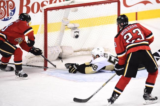 Penguins vs. Flames - 3/5/16 NHL Pick, Odds, and Prediction