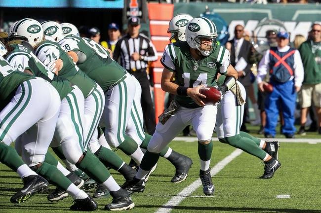 Jets vs. Bills - 11/12/15 NFL Pick, Odds, and Prediction