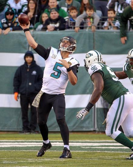 New York Jets vs. Jacksonville Jaguars - 8/11/16 NFL Pick, Odds, and Prediction