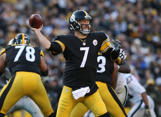 Pittsburgh Steelers vs. Cleveland Browns - 11/15/15 NFL Pick, Odds, and Prediction