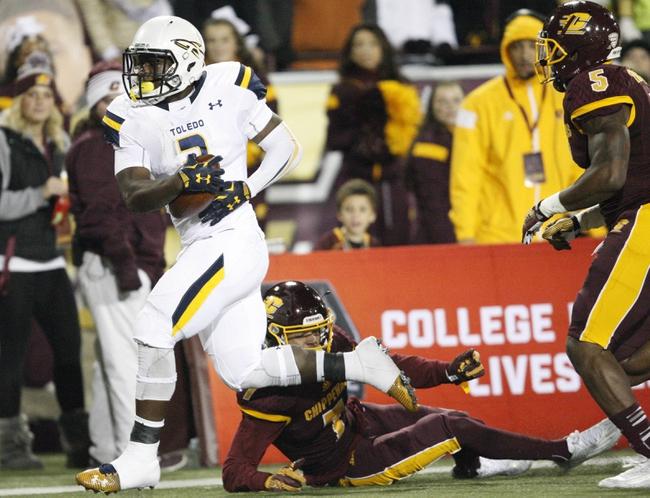 Toledo vs. Western Michigan - 11/27/15 College Football Pick, Odds, and Prediction
