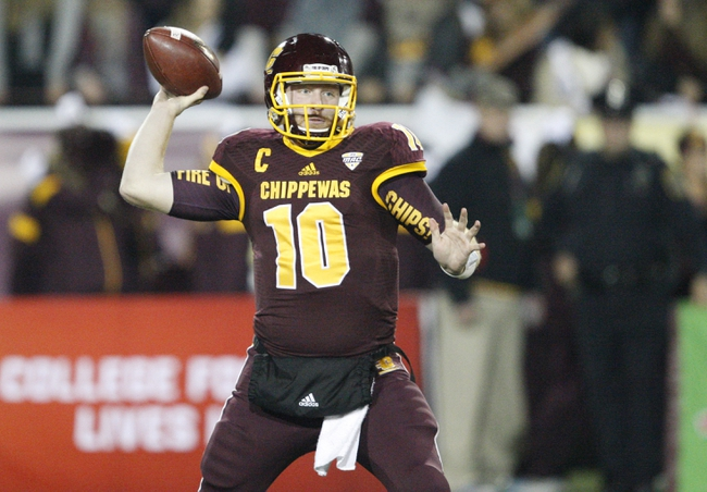 Quick Lane Bowl - Minnesota Golden Gophers vs. Central Michigan Chippewas - 12/28/15 College Football Pick, Odds, and Prediction