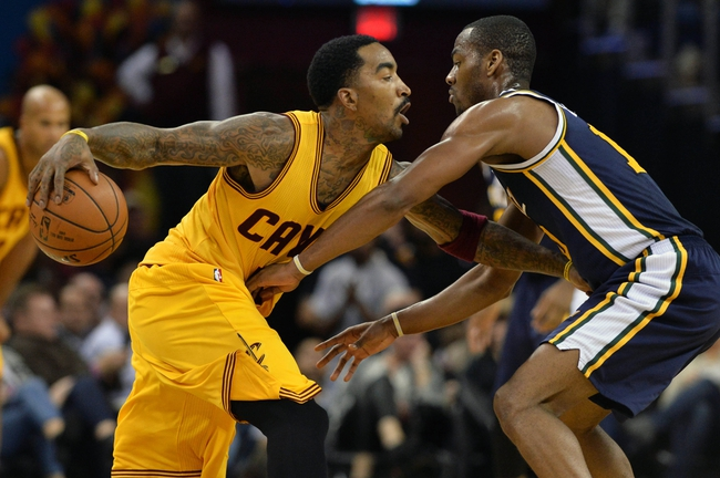 Jazz vs. Cavaliers - 3/14/16 NBA Pick, Odds, and Prediction