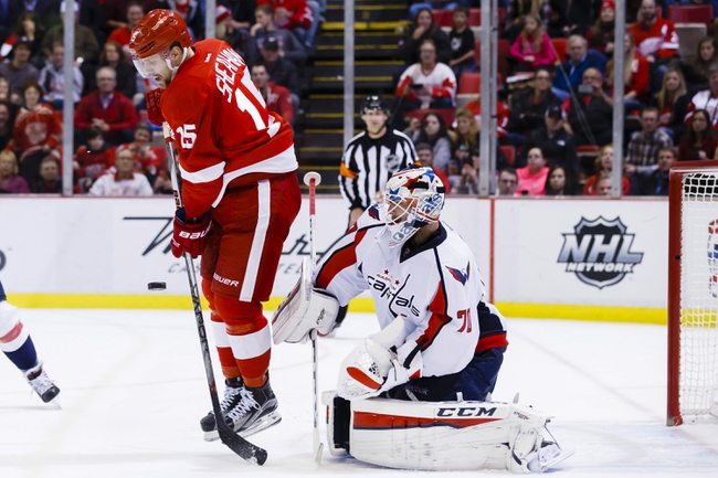 Detroit Red Wings vs. Washington Capitals - 11/18/15 NHL Pick, Odds, and Prediction