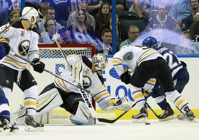 Buffalo Sabres vs. Tampa Bay Lightning - 11/17/16 NHL Pick, Odds, and Prediction