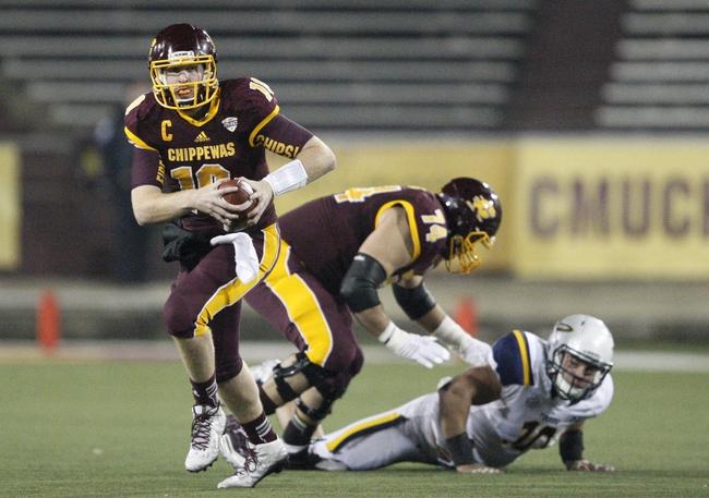 Central Michigan vs. Minnesota - 12/28/15 Quick Lane Bowl College Football Pick, Odds, and Prediction