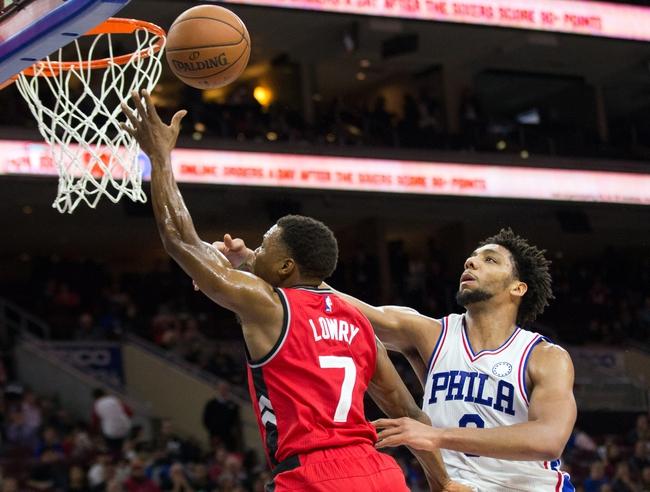Toronto Raptors vs. Philadelphia 76ers - 12/13/15 NBA Pick, Odds, and Prediction