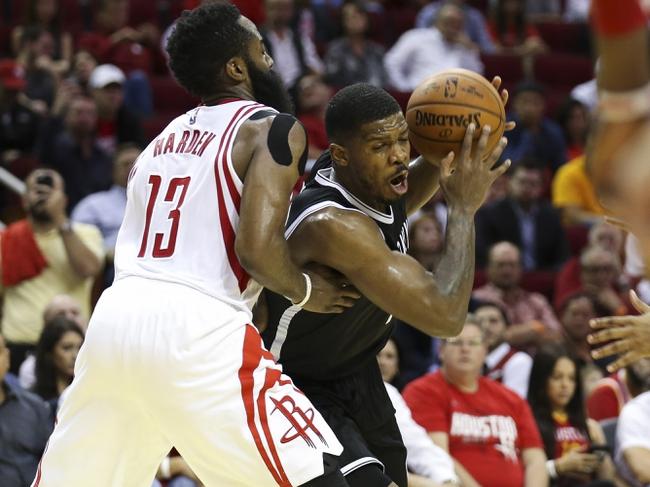 Brooklyn Nets vs. Houston Rockets - 12/8/15 NBA Pick, Odds, and Prediction