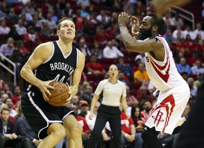 Rockets at Nets - 12/8/15 NBA Pick, Odds, and Prediction
