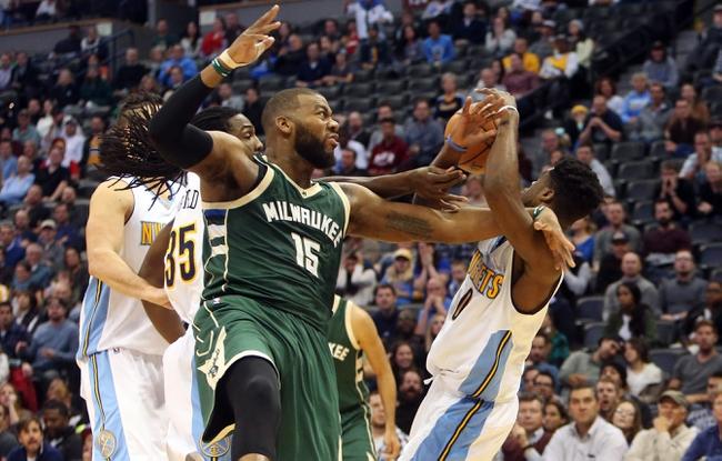 Milwaukee Bucks vs. Denver Nuggets - 11/30/15 NBA Pick, Odds, and Prediction