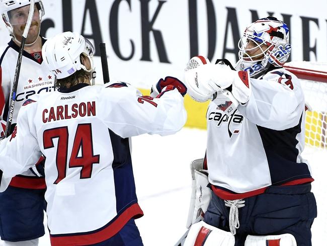 Washington Capitals vs. Philadelphia Flyers - 1/27/16 NHL Pick, Odds, and Prediction