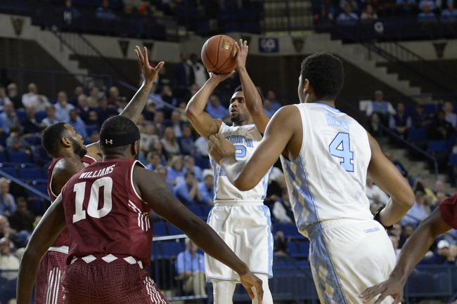 North Carolina Tar Heels vs. Fairfield Stags - 11/15/15 College Basketball Pick, Odds, and Prediction