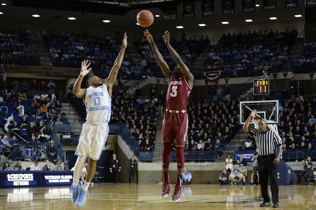 Temple Owls vs. Delaware Blue Hens - 11/29/15 College Basketball Pick, Odds, and Prediction