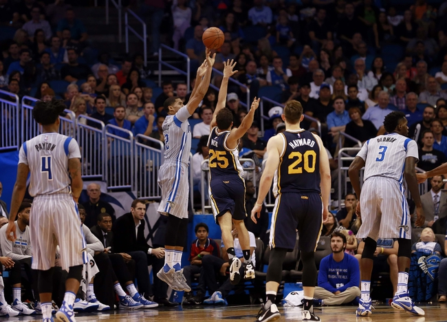 Magic at Jazz - 12/3/15 NBA Pick, Odds, and Prediction