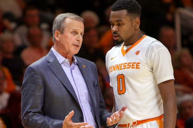 Tennessee vs. Marshall - 11/19/15 College Basketball Pick, Odds, and Prediction