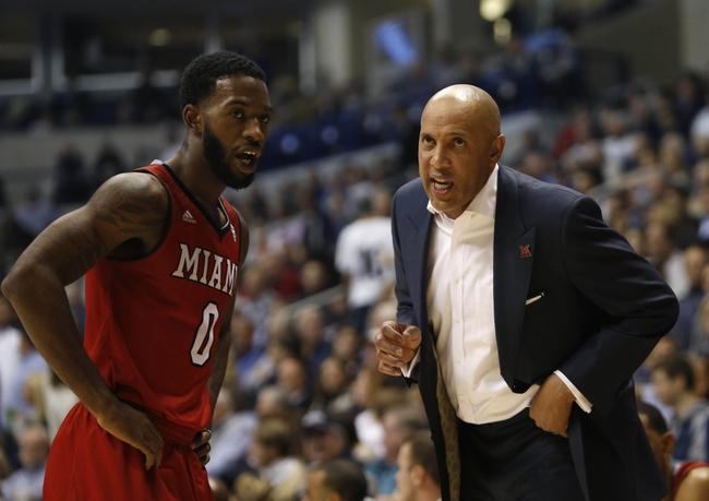Miami (OH) vs. Florida Atlantic - 11/21/15 College Basketball Pick, Odds, and Prediction