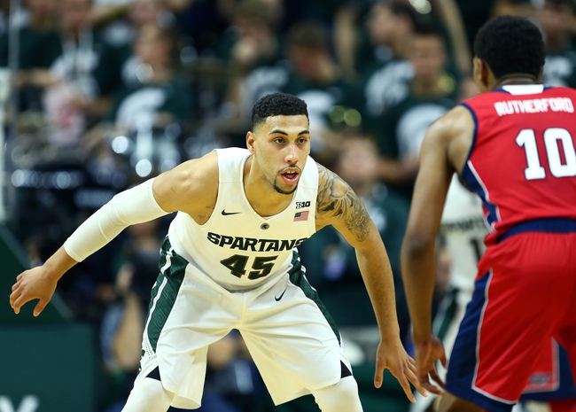 Michigan State vs. Kansas - 11/17/15 College Basketball Pick, Odds, and Prediction
