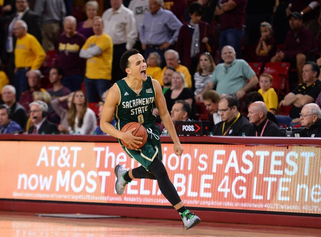 Sacramento State Hornets vs. Pacific Tigers - 11/29/15 College Basketball Pick, Odds, and Prediction