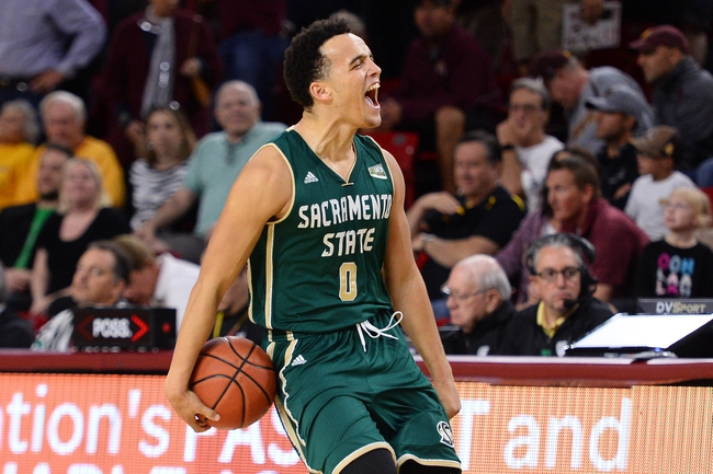 Sacramento State Hornets vs. Northern Arizona Lumberjacks - 3/5/16 College Basketball Pick, Odds, and Prediction