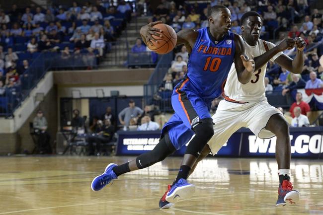 Saint Joseph's vs. Florida - 11/21/15 College Basketball Pick, Odds, and Prediction