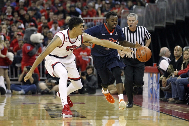Fresno State Bulldogs vs. San Francisco Dons - 11/19/15 College Basketball Pick, Odds, and Prediction