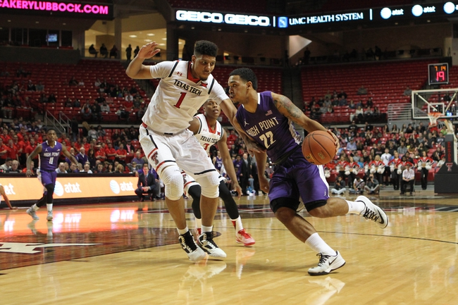 Winthrop Eagles vs. High Point Panthers - 1/14/16 College Basketball Pick, Odds, and Prediction