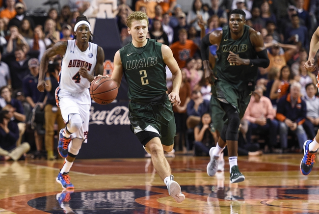 UAB vs. Georgia State - 12/1/15 College Basketball Pick, Odds, and Prediction