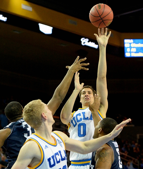 UCLA Bruins vs. Cal Poly Mustangs - 11/15/15 College Basketball Pick, Odds, and Prediction