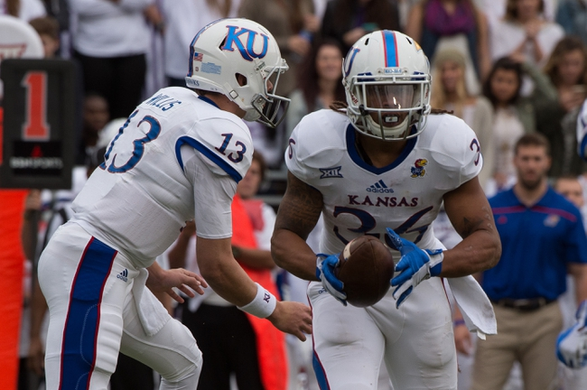 Kansas vs. West Virginia - 11/21/15 College Football Pick, Odds, and Prediction