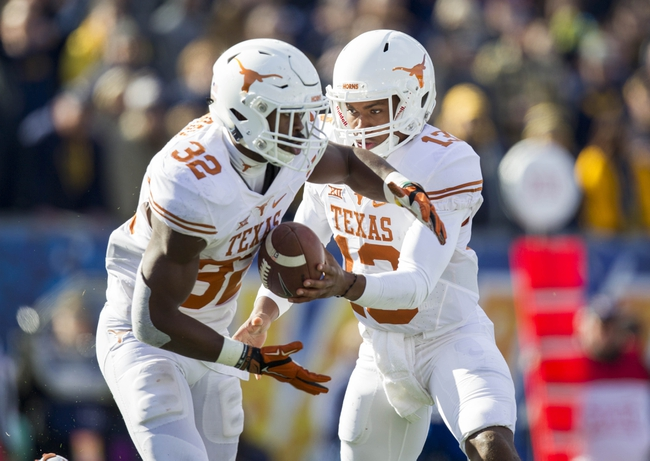 Texas vs. Texas Tech - 11/26/15 College Football Pick, Odds, and Prediction