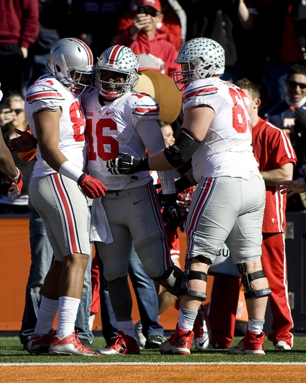 Ohio State Buckeyes vs. Michigan State Spartans - 11/21/15 College Football Pick, Odds, and Prediction